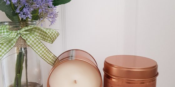 Signature Scented Candle